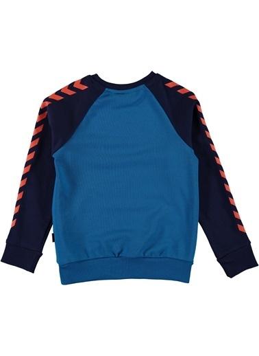 Hummel Sweatshirt Mavi